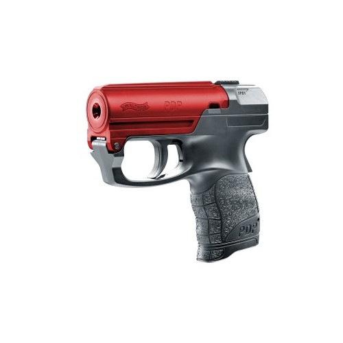 UMAREX PISTOLA SPRAY AL PEPE PDP WALTHER 11ML NERA BASCULA ROSSA