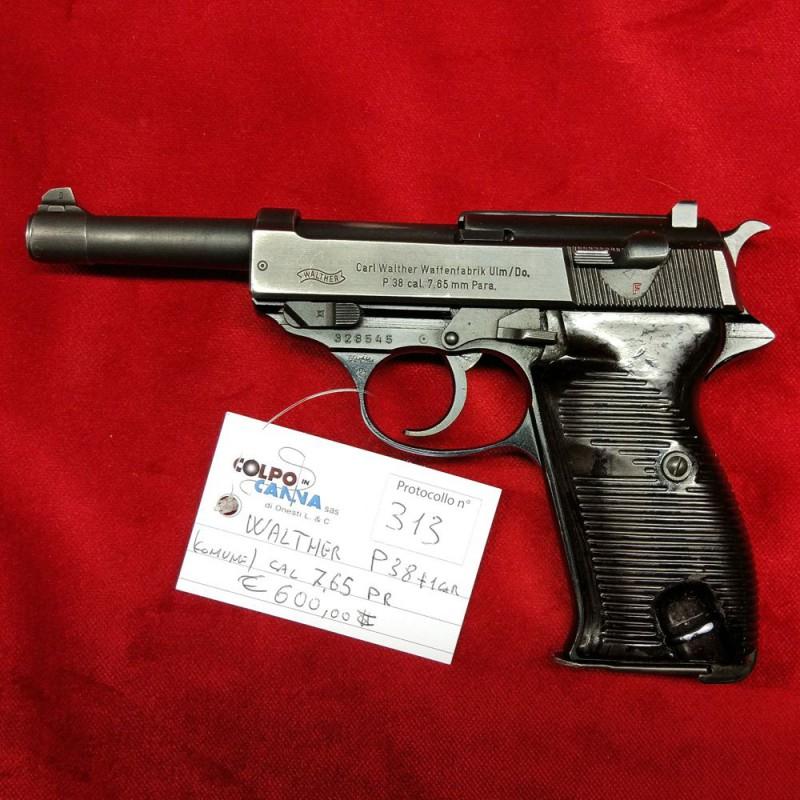 Pistola Walter P38