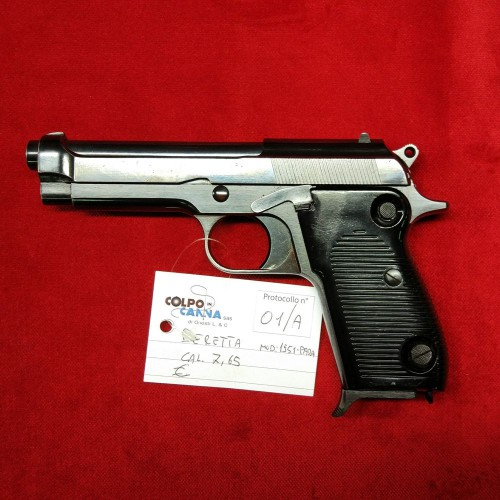Pistola Beretta Mod.1951-PARA