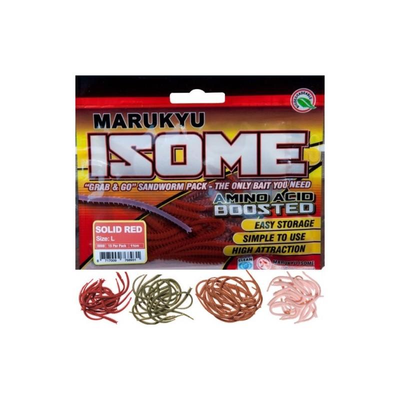 Marukyu ISOME L Red